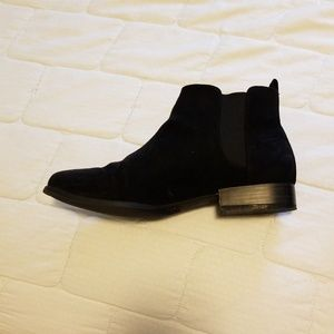 Lightly worn booties